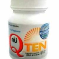 Q TEN 100mg isi 30 - Suplemen Jantung