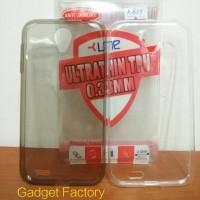 Softcase Ume Casing Bening Slim Jelly TPU Soft Case Cover Lenovo A859