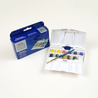 Cat Air Winsor & Newton Cotman Watercolor (12 Colors)