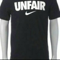 T-Shirt/kaos Distro/kaos keren,NIKE UNFAIR