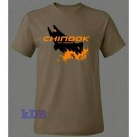 harga Kaos/T-Shirt/Baju MANCING MANIA FLYING FISH CHINOOK Tokopedia.com