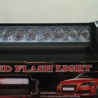LAMPU STROBO LED FLASH LIGHT MOBIL