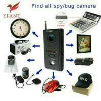Detector Spycam/Penyadap/ Alat sadap, Anti spy cam CC308