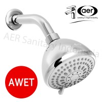 harga Aer Shower Tembok / Wall Shower Ws -15 Tokopedia.com