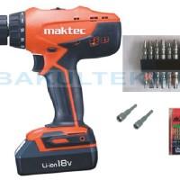 Maktec Mt071e Bor Cordless 18v