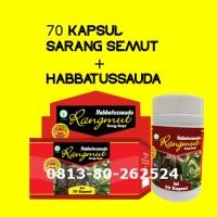 SARMUT Sarang Semut EXTRA HABBATS 70 kapsul