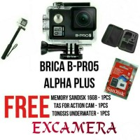 brica b-pro 5 alpha plus black