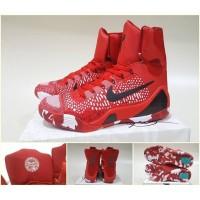 harga Sepatu Basket NIKE KOBE 9 ELITE HIGH MESH CHRISTMAS (Grade Ori / Repli Tokopedia.com