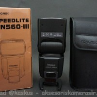 Flash Yongnuo YN-560-III for Canon/Nikon