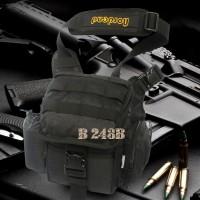 harga Tas Selempang Tactical Hitam Pria B248b (tas Army,tas Militer) Tokopedia.com