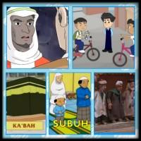 Animasi Islami Anak-anak