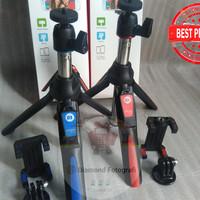 Tongsis, Mini Tripod, Monopod Benro untuk HP, Camera, GoPRO MK10