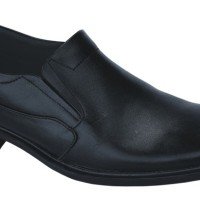 Sepatu Formal Kantor Kulit (anz) BN 107C - Hitam