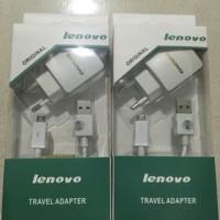 Charger Smartphone Lenovo 2A / 2 Ampere OC Murah Surabaya