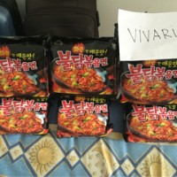 samyang ready stock. LIMITED!