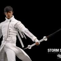 ORIGINAL Hot Toys Gi Joe: Storm Shadow, NEW & RARE