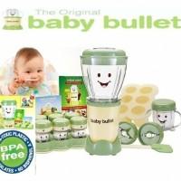 Jual Magic Bullet Food Processor Baby Bullet Set Peralatan Makanan Anak Murah