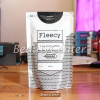 Fleecy Rice Body Scrub / Original Product