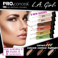 L.A. Girl Pro Conceal HD High Definition Concealer