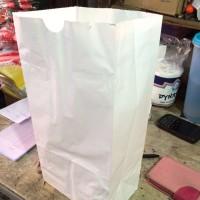 kantong kertas/ paper bag (BESAR) ala McDonald's