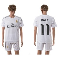 Jersey Sepakbola Real Madrid No 11 Bale Size L