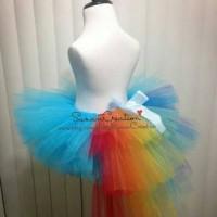 rok tutu rainbow dash