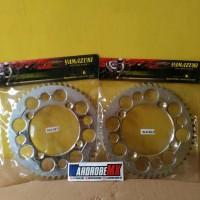 gear klx crome 50-52T
