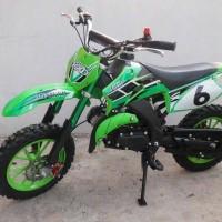 motor mini trail MT III 50cc