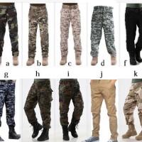 harga celana panjang army loreng cargo camo militer Tokopedia.com