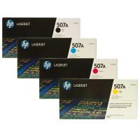 Toner - HP - HP 507A Colour (CE401A , CE402A, CE403A)