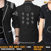 Jual Naruto Rikudo Blazer & Kaos (BA NRT 02) Murah