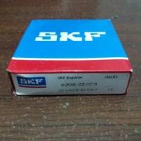 bearing/laher skf 6208 2z/c3