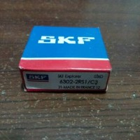 bearing/laher skf 6302 2rs/c3