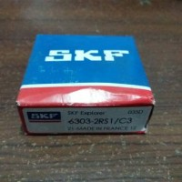 bearing/laher skf 6303 2rs/c3