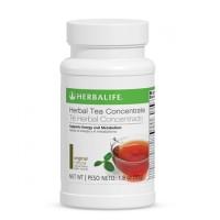 Herbalife#Thermo Tea / Herbal Concentrate Aerobik dlm darah