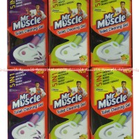 Mr muscle Toilet Cleaning Gel Refill Gel MrMuskle Toilet 5 in 1