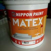 Plamir tembok / wall filler (putty) Matex Nippon Paint
