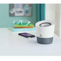 Logitech Multimedia Speaker - Z50 - White