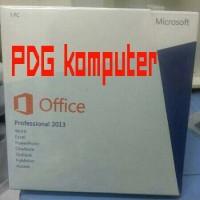 Office Professional 2013 OEM Retail Fullpack ORIGINAL