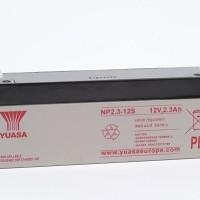 harga Aki (Baterai) Vrla Ups Kering (Mf Battery) Yuasa 12 V 2,3 Ah Tokopedia.com