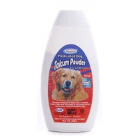 Raid All Sanitiser Dog Talcum Powder - Medicated - Bedak Anjing