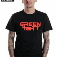 kaos distro greenlight black/ 5 motif
