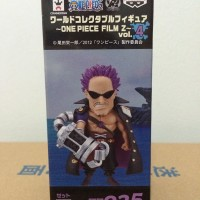 One Piece World Collectable Figure WCF Z Zetto