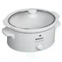 Rental Slow Cooker Miyako 4 liter Sewa Pembuat Bubur Bayi Area Malang
