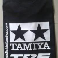 KAOS TAMIYA TRF/T-SHIRT (TAMIYA)/BAJU