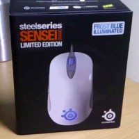 Steelseries Sensei [Raw] Frost Blue Edition - Gaming Mouse