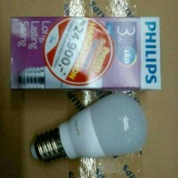 LAMPU LED PHILIPS 3 WATT