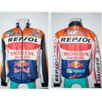 Jaket Repsol Honda MotoGP Marc Marquez 93