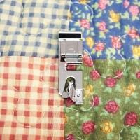 Sepatu lipat / kelim / rolled hem / hemmer mesin jahit rumah tangga