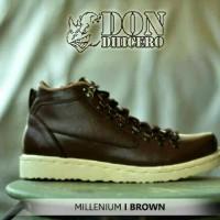dondhicero millenium brown free KAOS KAKI promo ramadhan lebaran